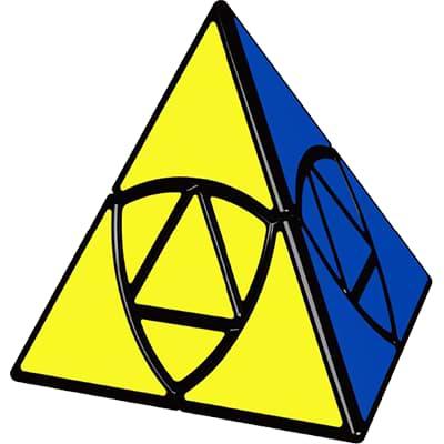 Rubikova kostka - Pyramida Duomo - 1