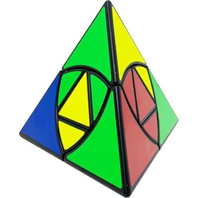 Rubikova kostka - Pyramida Duomo - 2