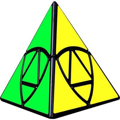 Rubikova kostka - Pyramida Duomo - 4