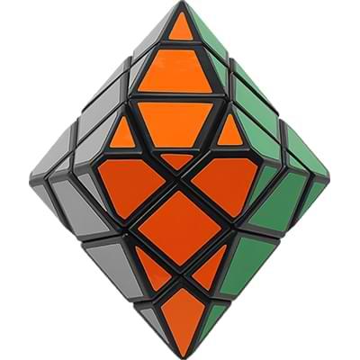 Rubikova kostka - Dipyramida - 3