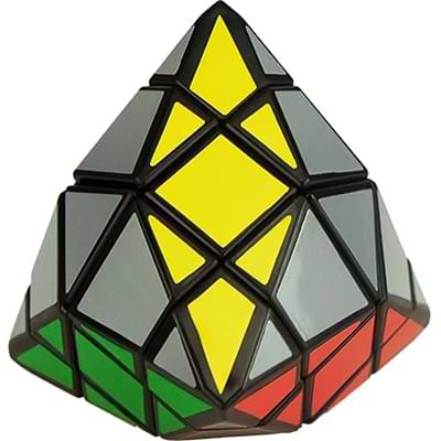 Rubikova kostka Královský diamant- 1