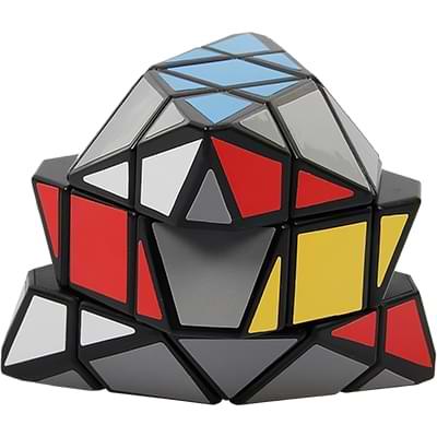 Rubikova kostka Královský diamant - 2