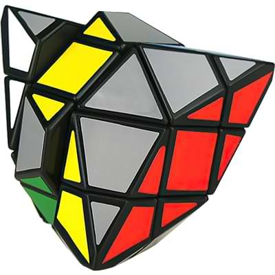 Rubikova kostka Královský diamant 4