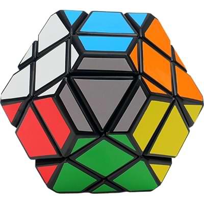 Rubikova kostka - Diamant - UFO - 1