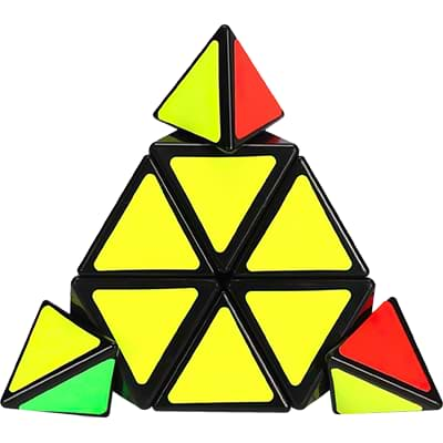 Rubikova kostkaPyramida 3x3x3 - 3