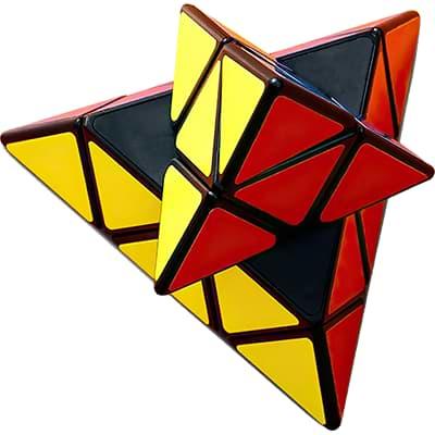 Rubikova kostka Pyramida 3x3x3 - 4