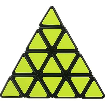 Rubikova kostka Pyramida 4x4x4 - 1