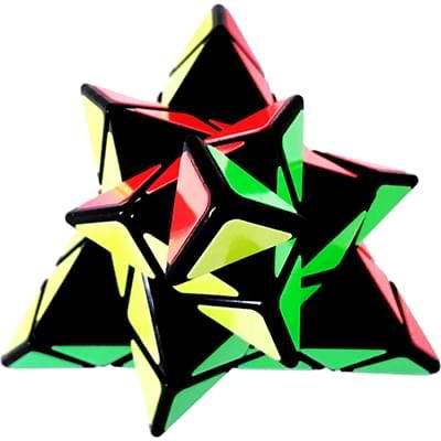 Rubikova kostka Pyramida 4x4x4 - 2