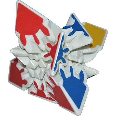 Rubikova kostka Gear pyramida 3x3x3 - 3
