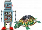 johns shop cz retro hracky sada 2 ks zelva robot 1 kopie