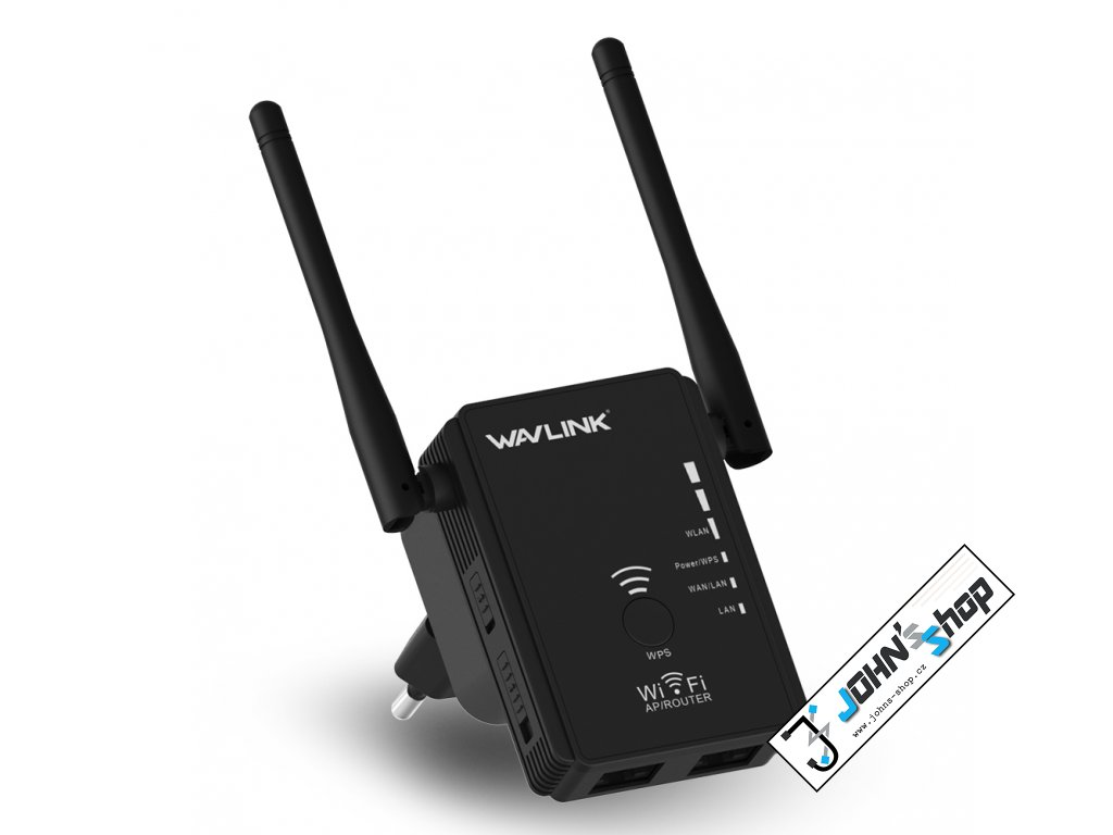 Wavlink N300 Original Wireless Wifi Repeater 300mbps Universal Range Wireless Router With 2 Antennas AP Router (4)