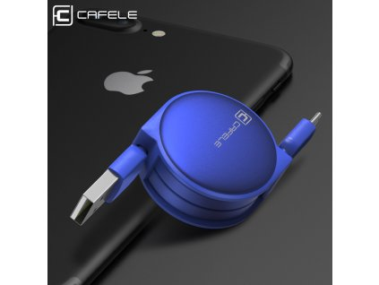 Cafele Retractable Micro USB Cable 1 m Longitud M xima para Android Puerto Micro USB Del (1)