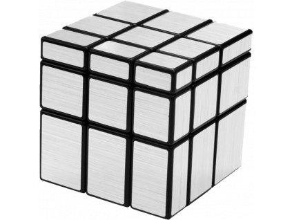 Rubikova kostka - Mirror Cube - Stříbrná