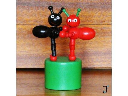 Dřevěné hračky John's Shop