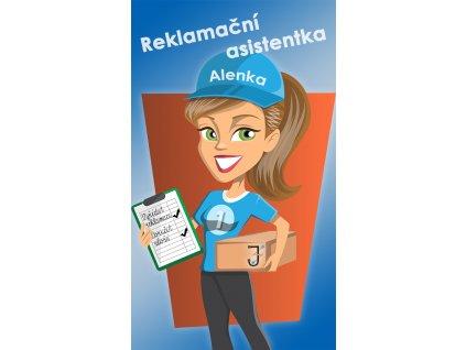 reklamacni asistentka alenka 1