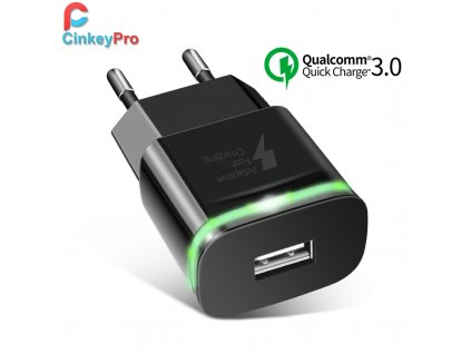 CinkeyPro USB Charger Quick Charge 3 0 1