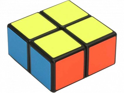 Rubikova kostka - 1x2x2