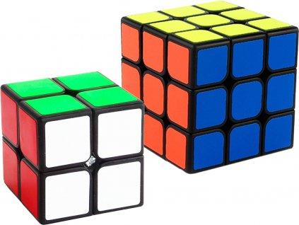 johns shop cz sada rubikovych kostek 2x2x2 3x3x3