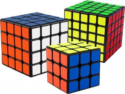 johns shop cz sada rubikovych kostek 3x3x3 4x4x4 5x5x5