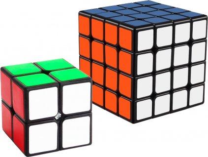 johns shop cz sada rubikovych kostek 2x2x2 4x4x4