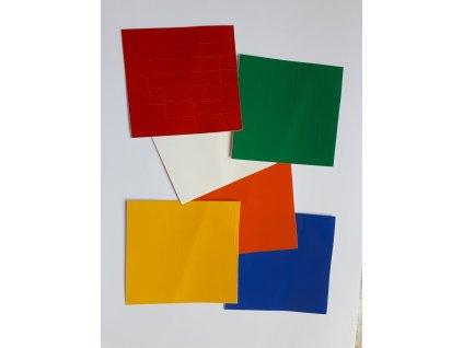 Rubikova kostka - Náhradní nálepky - 7x7x7