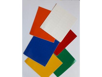 Náhradní nálepky pro Rubikovu kostku 9x9x9