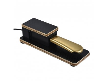 Piano Sustain Pedal Electronic Keyboard Foot Damper Pedal 6 35mm Plug for Electronic Keyboards (3)
