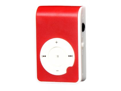 mp3 3 red