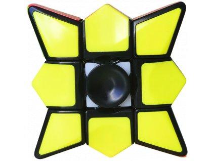 johns shop rubikova kostka plochá 1x3x3 spinner 1