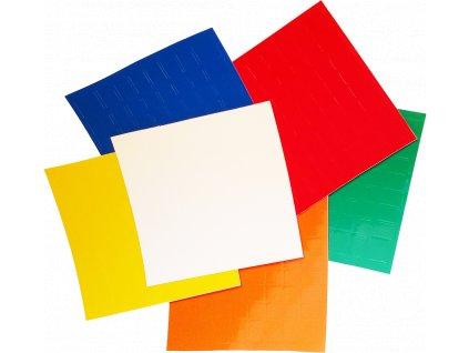 Náhradní nálepky pro Rubikovu kostku 8x8x8