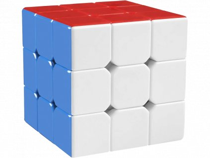 Rubikova kostka - 3x3x3 - Bez nálepek