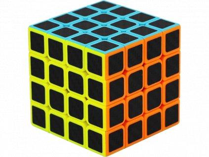 Rubikova kostka 4x4x4 - Carbonová