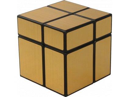 Rubikova kostka - Zrcadlová - 2x2x2 - Zlatá