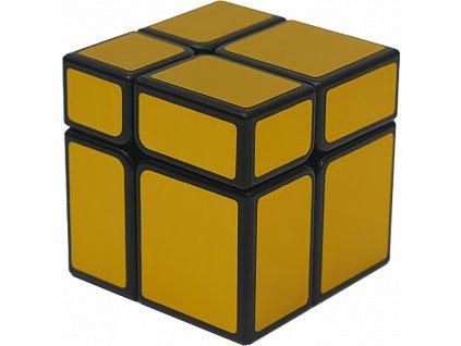 johns shop rubikova kostka zrcadlova mirror cube 2x2x2 zluta 1