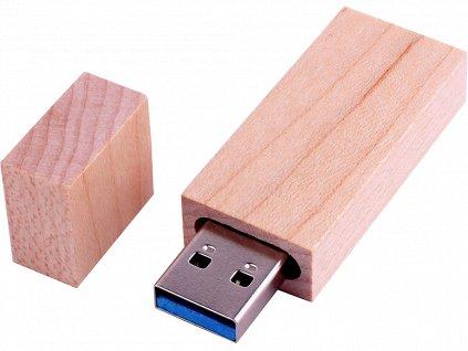 USB Flash Disk - Dřevený