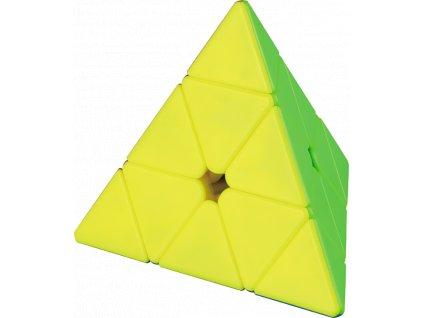 johns shop rubikova kostka pyramida 3x3x3 bez nalepek 1