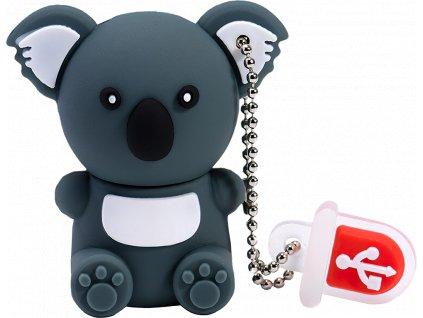 johns shop cz usb flash disk koala seda tmava 1