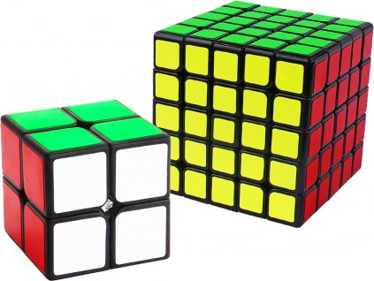 johns shop cz sada rubikovych kostek 2x2x2 5x5x5