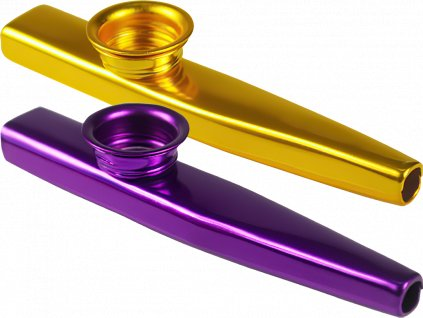 johns shop cz kazoo sada 2 ks zlata fialova