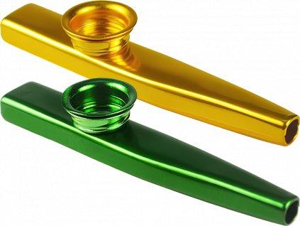 johns shop cz kazoo sada 2 ks zlata zelena