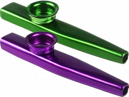 johns shop cz kazoo sada 2 ks fialova zelena