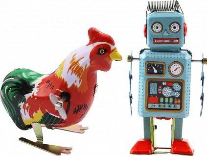 johns shop cz retro hracky sada 2 ks kohout robot 1 kopie