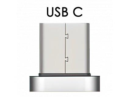 M2 - Konektor USB C (Samotná koncovka pro magnetické kabely)