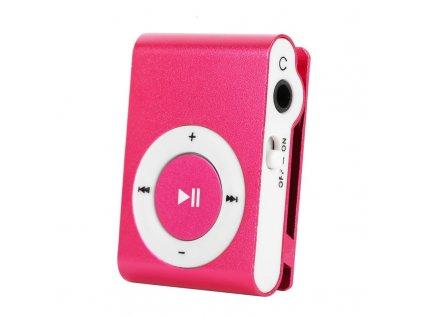 Multi Color 32GB MP3 Player No Screen Mini Elegant Design Sports Type Exquisite Gift Mobile Flash (4)