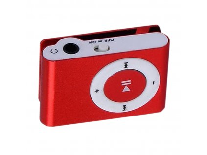 Hot Selling Portable Metal Clip MP3 Player with 8 Candy Colors No Memory Card Music Player (3)