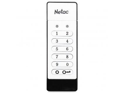 Original FAT32 MLC Netac U618 16GB 32GB USB 2 0 Flash Drive Keypad Lock AES 256