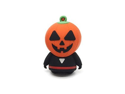 John's Shop - Flash disk - Pumpkin head