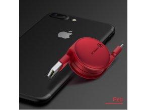 Cafele Retractable Micro USB Cable 1 m Longitud M xima para Android Puerto Micro USB Del (2)