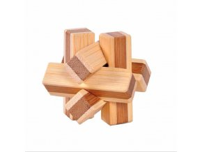 10 pcs set 3D handmade vintage Ming lock Luban lock wooden toys adults puzzle children adult (2)