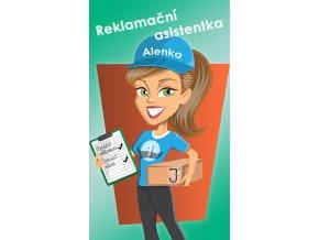 reklamacni asistentka alenka 2